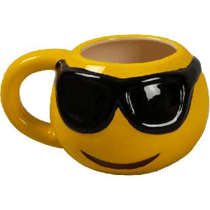 Mug Emoticon faces