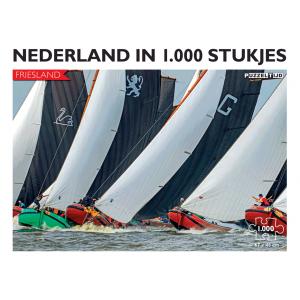Legpuzzel Friesland 1000 stukjes