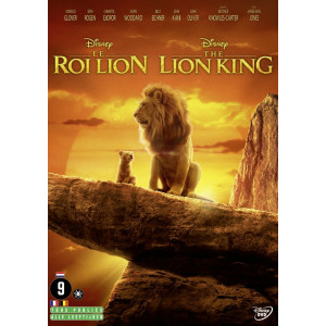 The lion king (2019) - DVD