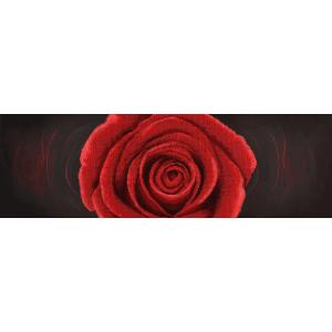 Miniart Crafts Red Rose 63 x 30 cm