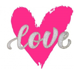 Miniart Crafts Love 25 x 25 cm