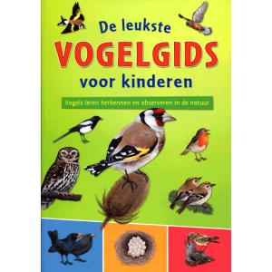 De leukste vogelgids voor kinderen