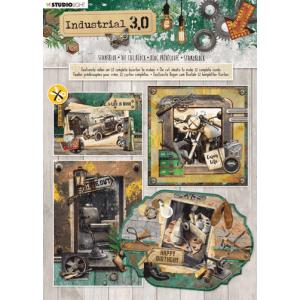 Stansblok A4 industrial 3.0 nr89