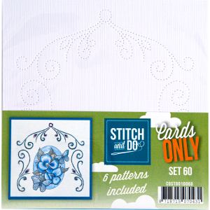Stitch & Do cards only set 60