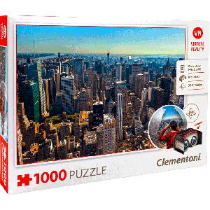 Legpuzzel New York VR Clementoni 1000 stukjes