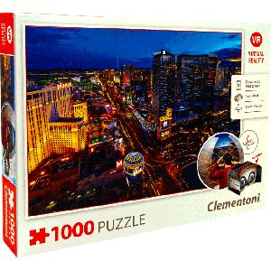 Legpuzzel Las Vegas VR Clementoni 1000 stukjes
