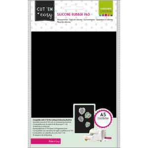 Cut'Em Easy Silicone rubber pad A5 Vaessen Creative