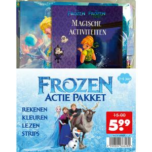 Frozen Actie pakket