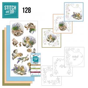 Stitch & Do 128 Amy Design Botanical Spring