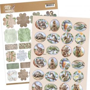 Amy Design Wild Animals Outback mini's 2vel