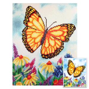 Craft Artist Diamond Art vlinder