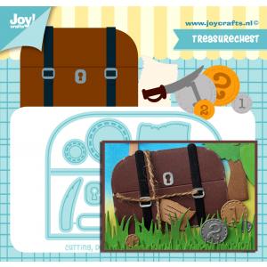 Joy Crafts stans-debos-embossingmal schatkist van Jocelijne serie mei 20