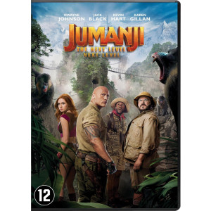 Jumanji : The Next Level - DVD