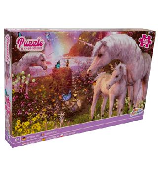 Legpuzzel unicorn 500 stukjes