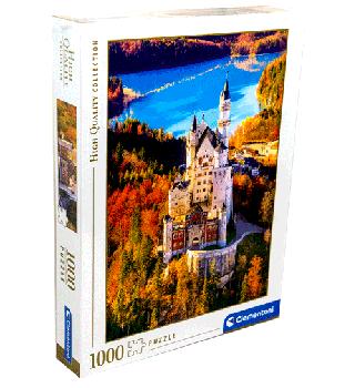 Legpuzzel Kasteel Neuschwanstein
