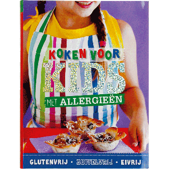 Koken voor kids met allergieen