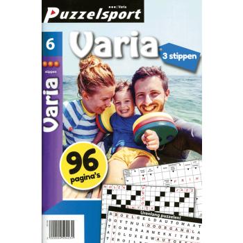 Puzzelsport 96 p. varia 3 stippen nr.6