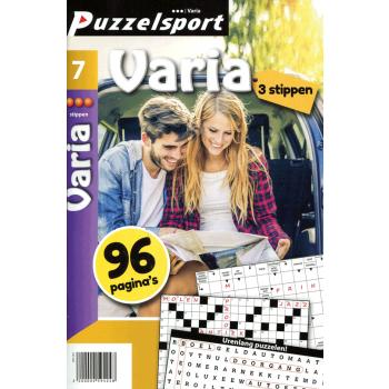 Puzzelsport 96 p. varia 3 stippen nr.7