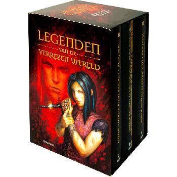 Fantasyverhaal Legenden van de verrezen wereld