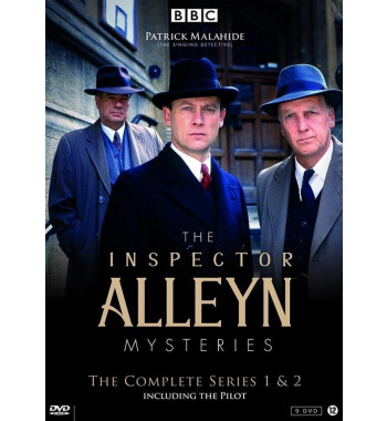Inspector Alleyn Mysteries - Complete Collection - DVD