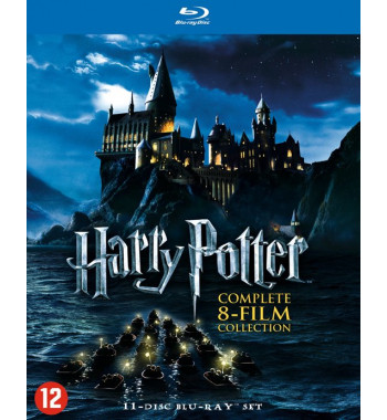 Harry Potter - Complete 8 - Film Collection - Blu-ray