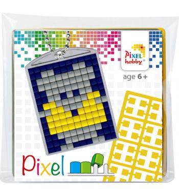 Pixelhobby sleutelhanger startset muis