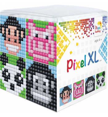 Pixel XL kubus set dieren I pixelhobby