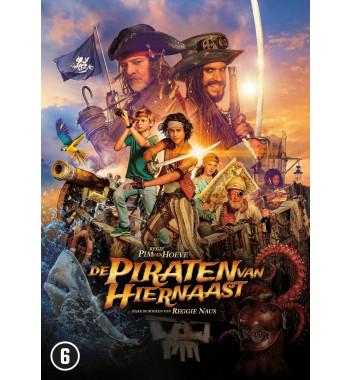 Piraten Van Hiernaast - DVD