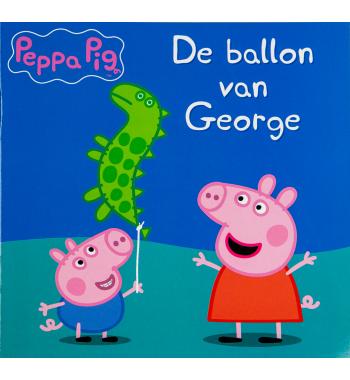 Peppa Pig leesboekje - De ballon van George
