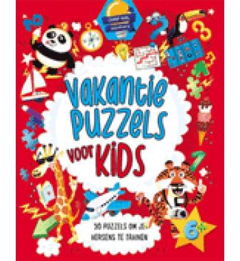 Vakantie puzzels voor kids
