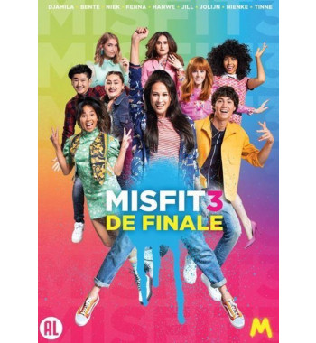 Misfit 3 - DVD