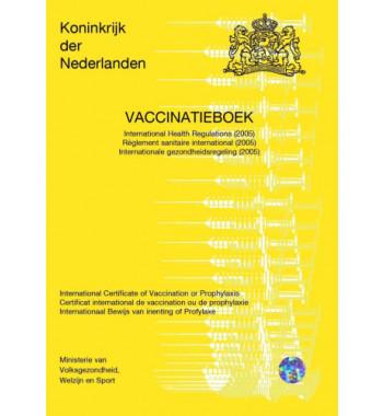 Nederlands (gele) vaccinatieboekje