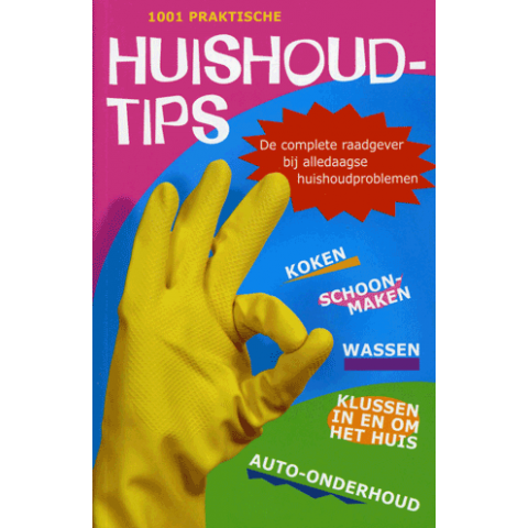 1001 Praktische Huishoudtips