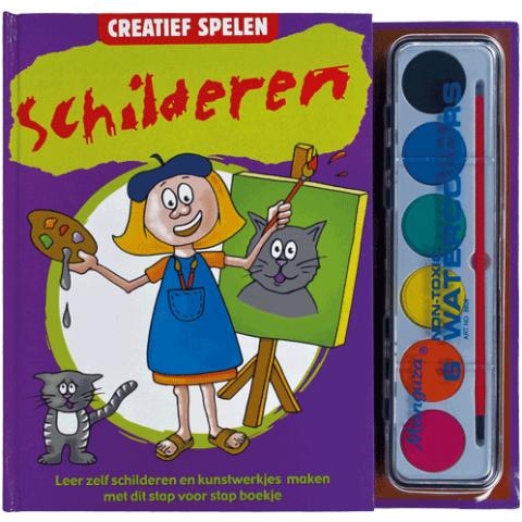 Schilderen (creatief spelen)