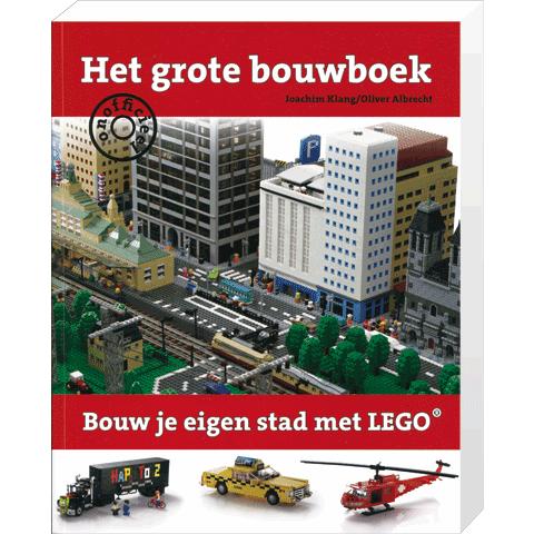 Het Grote Bouwboek Lego