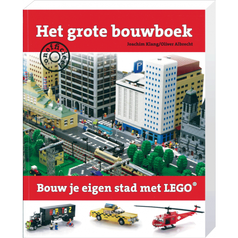 Grote Lego Bouwboek