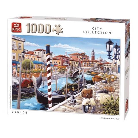 Legpuzzel Venice (1000 pcs)
