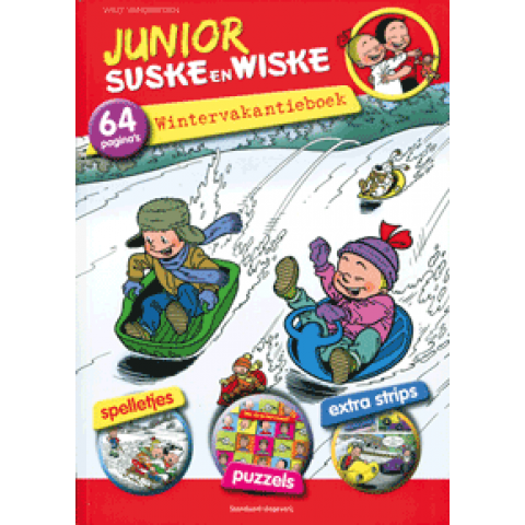 Suske en Wiske Wintervakantieboek