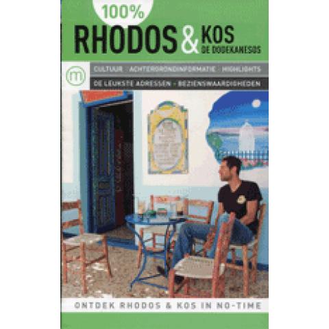 100% Rhodos, Kos & de Dodekanesos