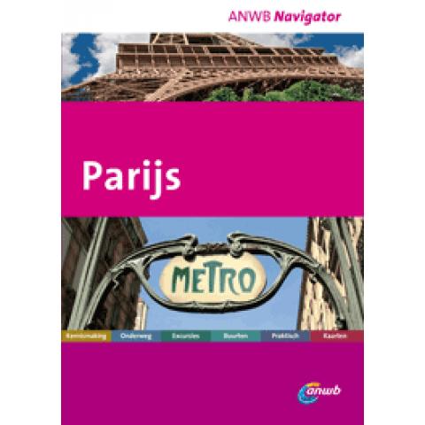 ANWB Navigator Parijs