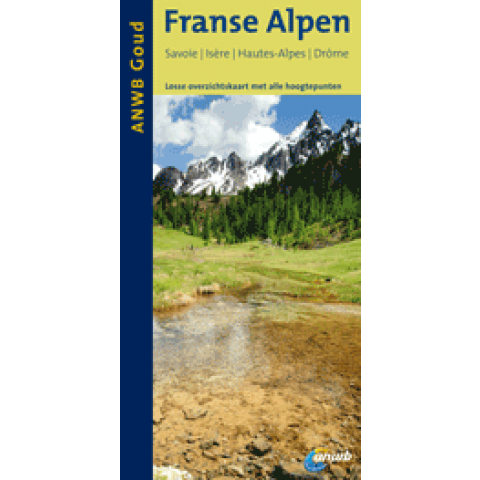 ANWB Goud Franse Alpen