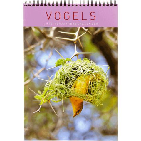 Verjaardagskalender Vogels