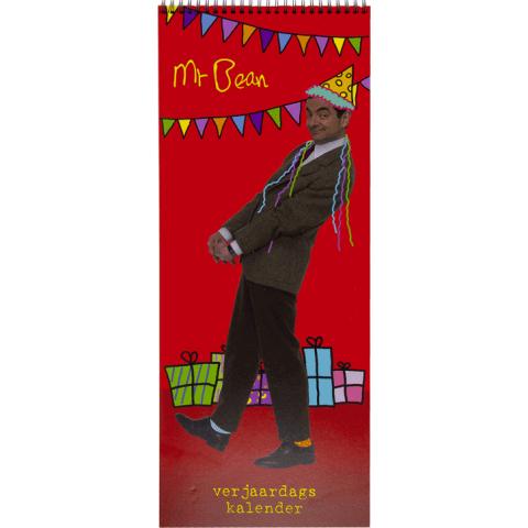 Verjaardagskalender Mr. Bean