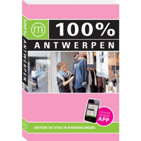 100% Antwerpen + app (Nieuwe editie)