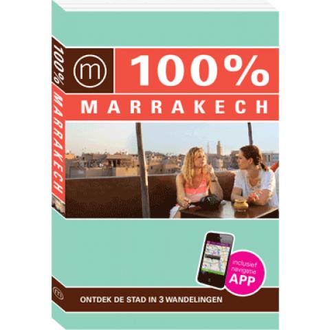 100% Marrakech + APP (Nieuwe editie)