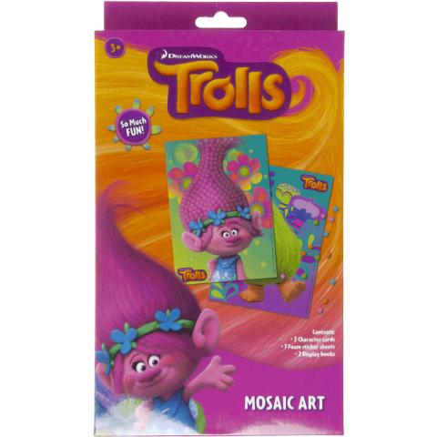 Trolls Mozaïk Art Arts & craft