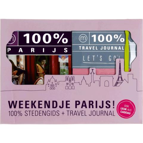 100% Weekendje Parijs