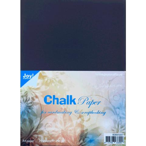Krijtpapier Joy chalkpaper A4