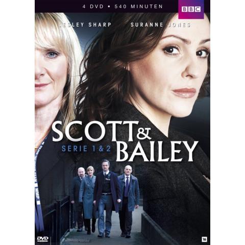 Scott & Bailey 1 & 2