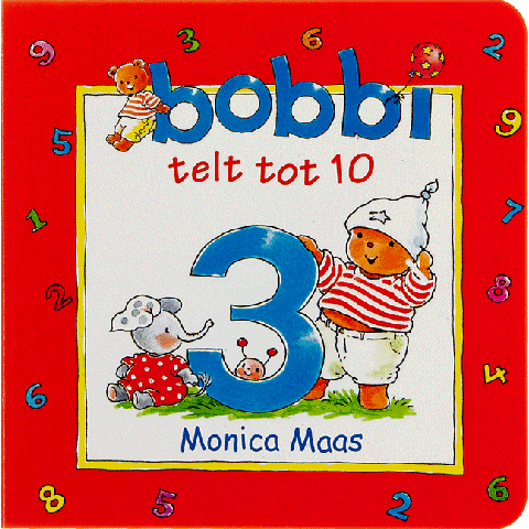 Bobbi telt tot 10